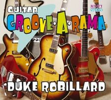 DUKE ROBILLARD - GUITAR GROOVE A RAMA  CD NEU