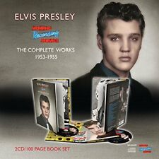 Elvis Presley - Memphis Recording Service: The Complete Works 1953 -