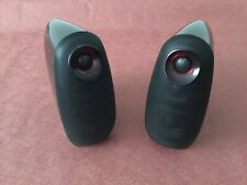 Pair Of Samsung PS-RX715 Surround Sound Rear Speakers  From Set HT-X715