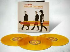 Hanson - Middle of Everywhere Vinyl 3xLP Orange New