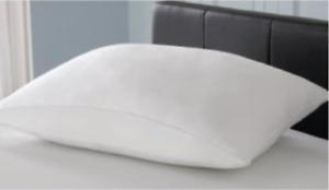 1 Hollander Opulence SuperSide Pillow STANDARD - Microfiber & Duck Feather Fill