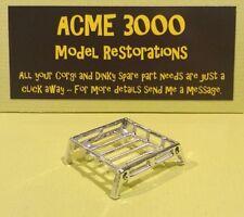 Corgi 485 Mini Countryman Reproduction Repro Chrome Plastic Roof Rack