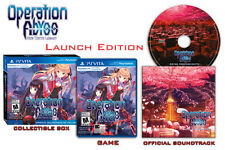 Operation Abyss: New Tokyo Legacy Launch Edition - PS Vita