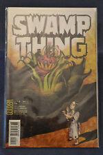 Swamp Thing v4 issue 9 from DC Vertigo Comics by Joshua Dysart & Enrique Breccia