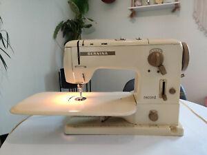 Bernina 730 Record Heavy Duty ZigZag Mutli Sticth Sewing Machine Extention Table