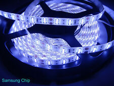 12V Cool White 10000-12000k Un-Waterproof 7020 300SMD 5meter Flexible led Strip