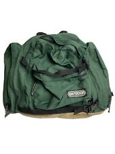 Vintage Outdoor Products Day Pack w/ Leather Bottom & Waist Strap 4 Pockets