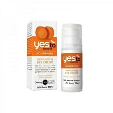 YES TO CARROTS - Moisturising Eye Cream 30ml - Dark Circles, Hydrating, Wrinkles