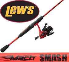 Lew's Mach Smash 7' Medium Fast Spinning Rod & Reel Combo MHS3070MS