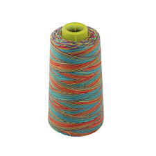 Spool of Polyester Sewing Thread for Sewing Machine Supply 40S/2 MultiColor