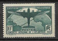 France 1936 Traversée de L'Atlantique N° 321 TBC  Neuf  GNO  TBE