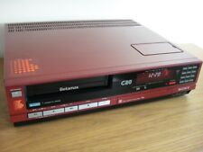 Sony SL-C20UB Betamax Video Recorder - Fully Working - Excellent Condition