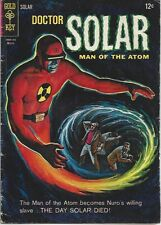 Doctor Solar Man of the Atom #11 March 1965