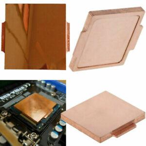 1X Intel CPU Copper Cover für LGA 115X i5 i7 3770K 4790K 6700K 7700K 8700K 9900K