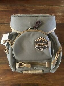 Alaska Classic HBS with M.A.X. Pocket Bino Pack Binocular Harness Foliage Grey