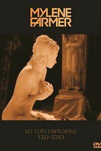 Mylène FARMER - DVD - L'intégrale des clips 1999 - 2020