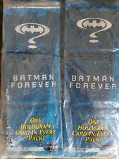24 TRIPLE RACK PACKS 1995 FLEER ULTRA ~BATMAN FOREVER~ W/ HOLOGRAM CARD POLY BAG