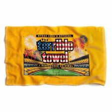 Pittsburgh Steelers - Myron Cope - 4th of July The Terrible Towel  - NEW!