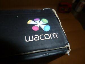 Wacom Bamboo fun CTH-661 tablet and pen.