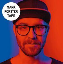 MARK FORSTER - TAPE   CD+DVD NEU