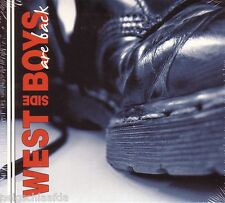West side boys – the Boys Are Back CD
