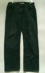 Men's Levi's 559 Relaxed Fit Blue Denim Jeans 32 x 32