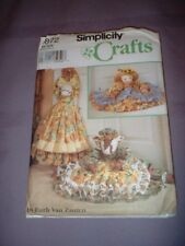 SIMPLICITY PATTERN 8872 ~ ADORABLE COW PIG PONY DRAFT STOPPERS ~ NEW