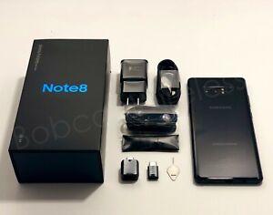 New Samsung Galaxy Note 8 N950U AT&T Sprint T-Mobile Cricket Verizon UNLOCKED
