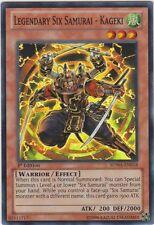 ♦Yu-Gi-Oh!♦ Six Samourais Légendaires - Kageki : SDWA-EN018 -ANGLAISE/SUPER-