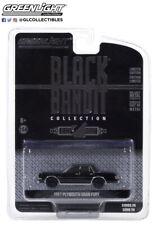 Greenlight 1:64 Black Bandit Series 24 1987 Plymouth Gran Fury