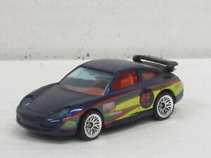 Porsche 911 GT3 Cup in lilametallic Nr.8, ohne OVP, Hot Wheels, ca. 1:64