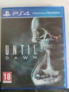 UNTIL DAWN PS4, FR