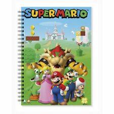 Notebook: Super Mario - Group