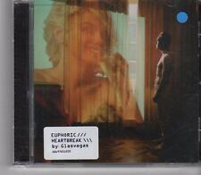 (GA377) Glasvegas, Euphoric /// Heartbreak \ - 2011 CD