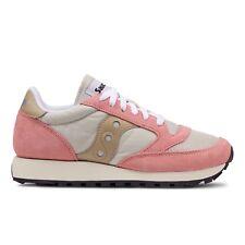 Saucony Jazz Original Vintage Articolo Uomo Donna Sneaker 37 5 60368-31 Beige/rosa