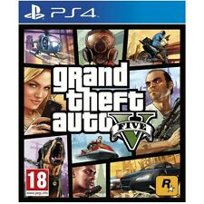 Grand Theft Auto GTA V (Five 5) PS4 Game - Brand New!