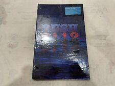 Rush - 2112 CD 5.1 Audio Blu-Ray SUPER Deluxe Edition SEALED Comic Book
