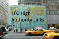 100 MANUAL HIGH AUTHORITY LINKS FROM PREMIUM SITES