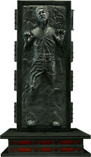 STAR WARS - Han Solo in Carbonite 1/6th Scale Action Figure (Sideshow) #NEW