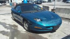 Steering Gear/Rack Power Rack And Pinion Opt F41 Fits 93-99 CAMARO 818534