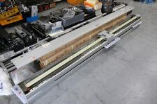 ALPHA Used BR200-BR1-2300 Linear Belt Actuator, Total Length 2700mm