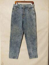 D8949 Brittano Bay High Grade Vintage Acid Washed Jeans Women's 30x29