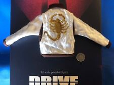 BBK Toys DRIVE Driver Ryan Gosling Scorpion Jacket loose 1/6th scale