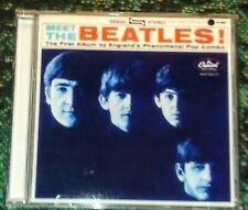 The Beatles -- Meet the Beatles CD  Stereo/Mono 24 Tracks!
