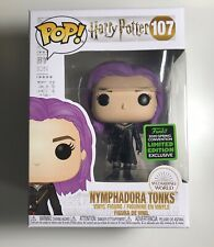 Funko Pop Harry Potter #107 Nymphadora Tonks 2020 Spring Convention Sticker