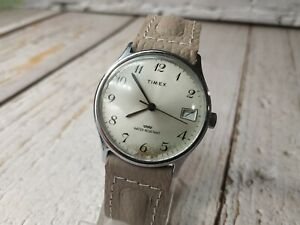 Timex Vintage Man Watch Mechanical Serviced