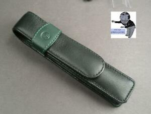 Pelikan leather pouche 90ties for 1 pen  #