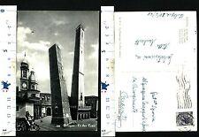 BOLOGNA (BO) - VEDUTA DELLE DUE TORRI - ANNO 1959 BEN CONSERVATA - 54736