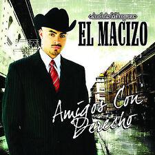 Amigos Con Derecho Andres Marquez (CD, 2007) New/Sealed 22 Exitos