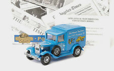Matchbox 1/43 YPP08-M Model A Ford,The Washington Post.